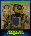 Stealth Labyrinth Card 1