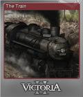 Victoria II Foil 4