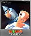 Worms Clan Wars Foil 3