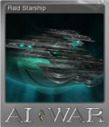 AI War Fleet Command Foil 6