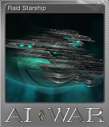 AI War Fleet Command Foil 6