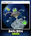 Angry Birds Space Card 8