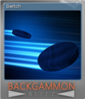 Backgammon Blitz Foil 7