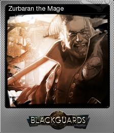 Blackguards Foil 8