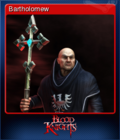 Blood Knights Card 3