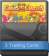 Cards and Castles Booster Pack