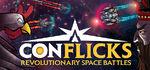 Conflicks - Revolutionary Space Battles Logo