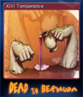 Dead In Bermuda Card 6