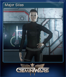 Gemini Wars Card 1