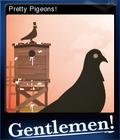 Gentlemen Card 3