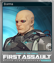 Ghost in the Shell Stand Alone Complex - First Assault Online Foil 2