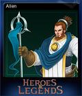 Heroes & Legends Conquerors of Kolhar Card 1