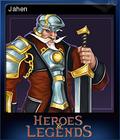 Heroes & Legends Conquerors of Kolhar Card 4