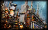 Industry Empire Background Ruhr Valley