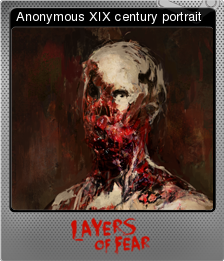 Layers of Fear Foil 6