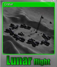 Lunar Flight Foil 1