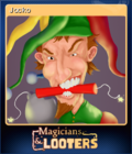 Magicians & Looters Card 2
