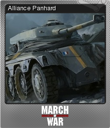 March of War Foil 03