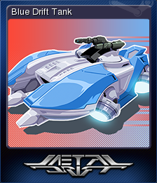 Metal Drift Card 1