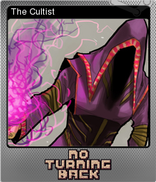 No Turning Back The Pixel Art Action-Adventure Roguelike Foil 4