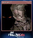 One Final Breath Episode One Card 4