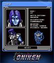 Oniken Card 5