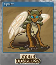 Paper Dungeons Foil 6