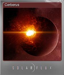 Solar Flux Foil 4