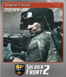 Soldier Front 2 Foil 5