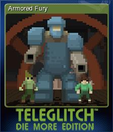 Teleglitch Die More Edition Card 2