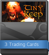 TinyKeep Booster Pack