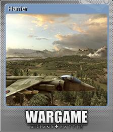 Wargame AirLand Battle Foil 5