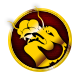 Wargame Red Dragon Badge 5