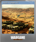 Wargame Red Dragon Foil 3