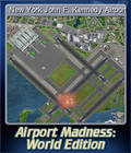 Airport Madness World Edition Card 8