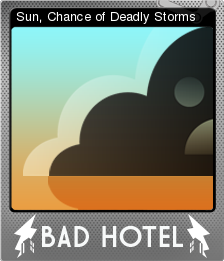 Bad Hotel Foil 2
