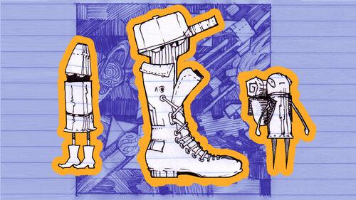 Ballpoint Universe Infinite Artwork 04