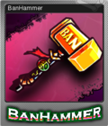 BanHammer Foil 6