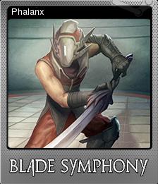Blade Symphony Foil 5