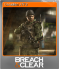 Breach & Clear Foil 4