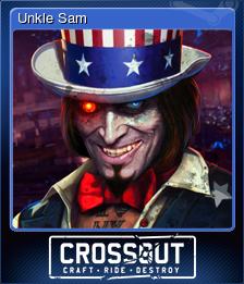 Crossout Card 8