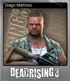 Dead Rising 3 Foil 9