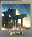 Deadfall Adventures Foil 11