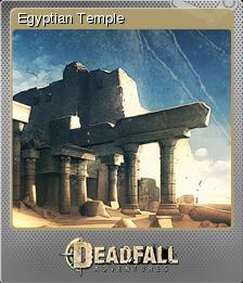 Deadfall Adventures Foil 11