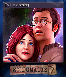 Enigmatis The Mists of Ravenwood Card 2