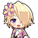 Hyperdevotion Noire Goddess Black Heart Emoticon BlossomAisen