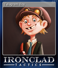 Ironclad Tactics Card 10