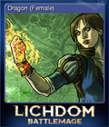 Lichdom Battlemage Card 2