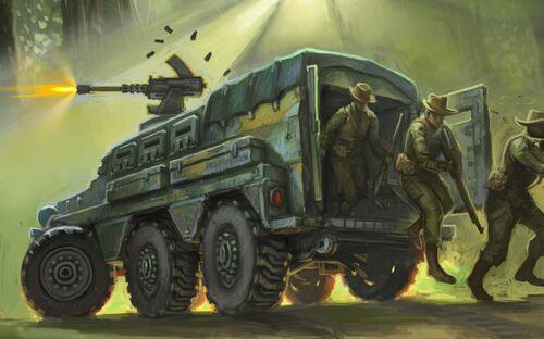 March of War Artwork 06