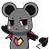 Megadimension Neptunia VII Emoticon Warechu VII